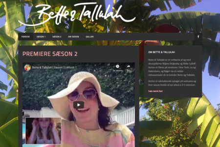 Bette & Tallulah Webserie
