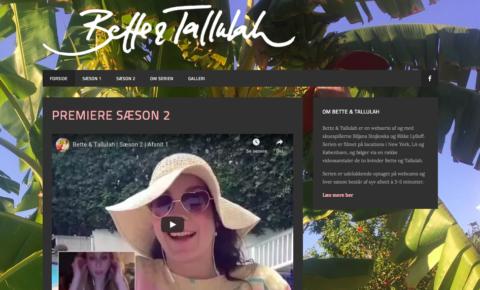 Bette & Tallulah Webserie
